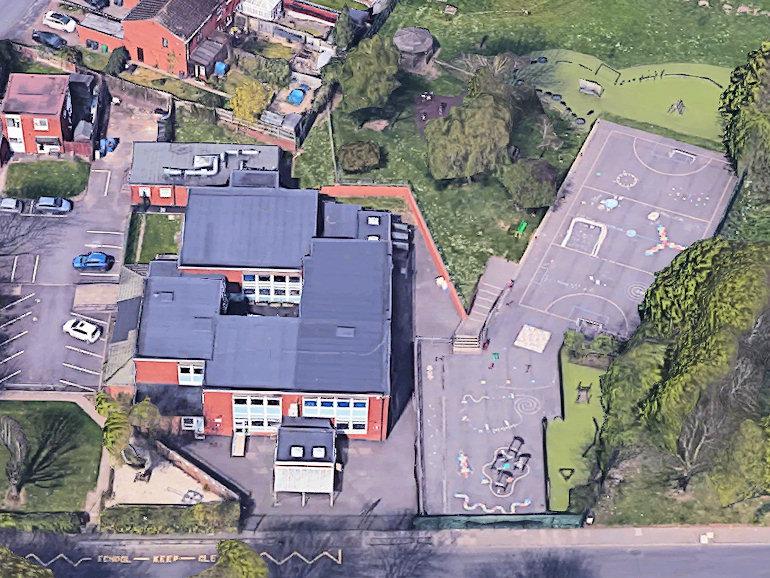 St Mark's Catholic Primary School (c) Google Maps