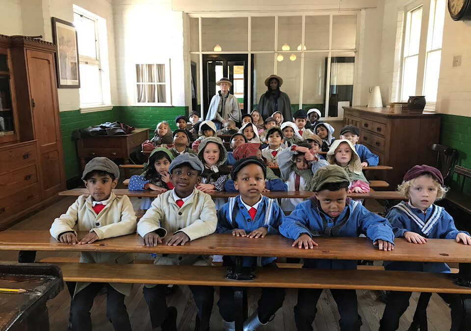 Year 1 at Blists Hill Victorian Town